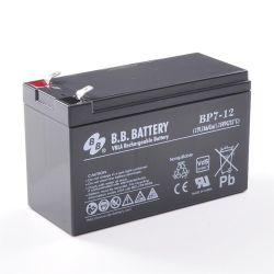 BB BATTERY BP7-12 T2
