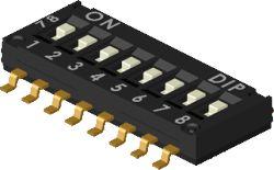 DIPTRONICS DHN-02F-T-V