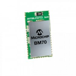 MICROCHIP BM70BLES1FC2-0002AA