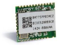 MICROCHIP BM77SPP03MC2-0008AA