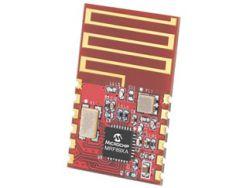 MICROCHIP MRF89XAM8AT-I/RM
