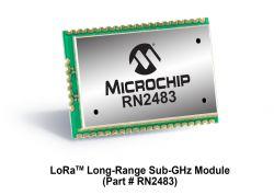 MICROCHIP RN2483-I/RM095