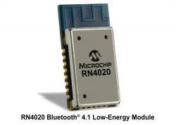MICROCHIP RN4020-V/RM123