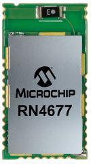 MICROCHIP RN4677-V/RM100