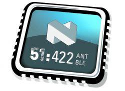 NORDIC NRF51422-QFAC-T