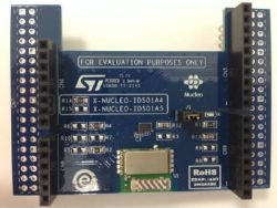 ST X-NUCLEO-IDS01A4