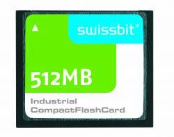 SWISSBIT SFCF0512H1BK2TO-I-MS-253-SMA