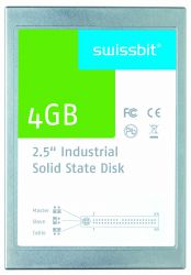 SWISSBIT SFPA4096Q1BO2TO-I-DT-243-STD