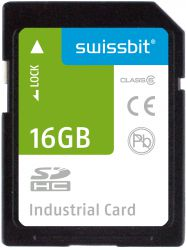 SWISSBIT SFSD016GL1BM1TO-I-LF-111-STD