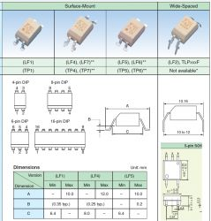 TOSHIBA TLP117(TPL,F)