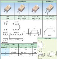 TOSHIBA TLP127(TPR,U,F)