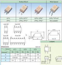 TOSHIBA TLP172G(TP,F)