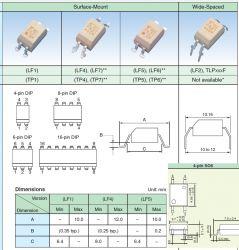 TOSHIBA TLP260J(V4-TPL,PF)