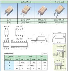TOSHIBA TLP2662(TP1,F)