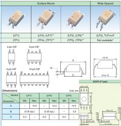 TOSHIBA TLP2768F(D4-TP,F)