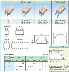 TOSHIBA TLP291-4(GB-TP,E(T