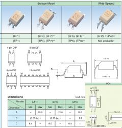 TOSHIBA TLP291(BL-TP,SE(T