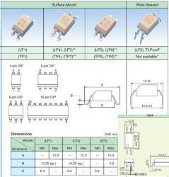 TOSHIBA TLP291(V4GB-TP,E(O