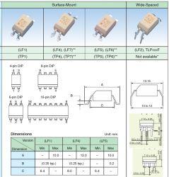 TOSHIBA TLP3052F(D4,S,C,F)