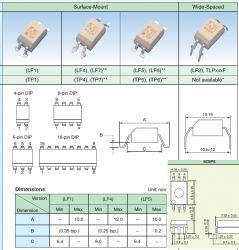 TOSHIBA TLP705(TP,F)
