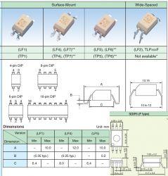 TOSHIBA TLP733F(D4-C173,F)