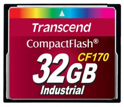 TRANSCEND TS32GCF170 19NM