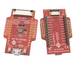 4D SYSTEMS 4D-UPA