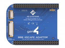 4D SYSTEMS GEN4-4DCAPE-ADAPTOR