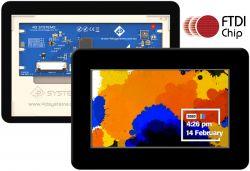 4D SYSTEMS GEN4-FT813-43CTP-CLB
