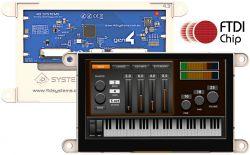 4D SYSTEMS GEN4-FT813-43CTP