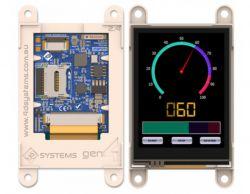 4D SYSTEMS GEN4-IOD-24T