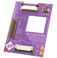 4D SYSTEMS GEN4-MOTG-AC1