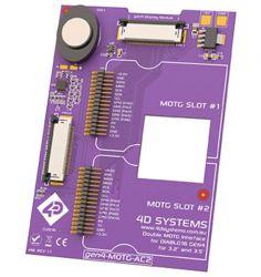 4D SYSTEMS GEN4-MOTG-AC2