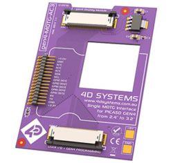 4D SYSTEMS GEN4-MOTG-AC3