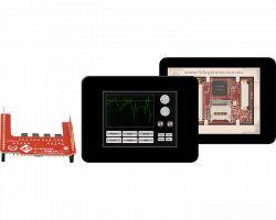 4D SYSTEMS gen4-uLCD-24D-CLB-AR