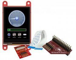 4D SYSTEMS GEN4-ULCD-24PT-PI