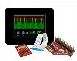 4D SYSTEMS GEN4-ULCD-28D-CLB-PI