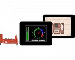 4D SYSTEMS gen4-uLCD-32D-CLB-AR