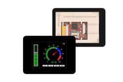 4D SYSTEMS GEN4-ULCD-32D-CLB