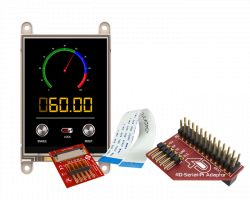 4D SYSTEMS GEN4-ULCD-32D-PI