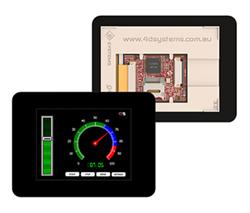 4D SYSTEMS GEN4-ULCD-32DCT-CLB