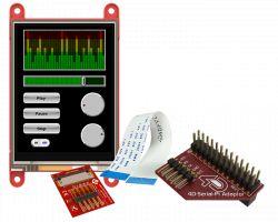 4D SYSTEMS GEN4-ULCD-32PT-PI