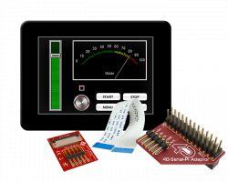4D SYSTEMS GEN4-ULCD-35D-CLB-PI