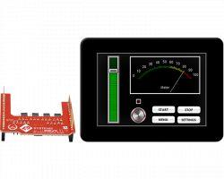 4D SYSTEMS gen4-uLCD-35DCT-CLB-AR