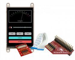 4D SYSTEMS GEN4-ULCD-35DT-PI