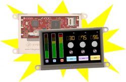 4D SYSTEMS GEN4-ULCD-43D-SB