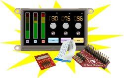 4D SYSTEMS GEN4-ULCD-43DT-SB-PI