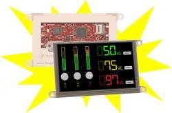4D SYSTEMS GEN4-ULCD-50D-SB