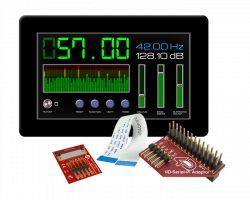 4D SYSTEMS GEN4-ULCD-70D-CLB-PI