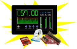 4D SYSTEMS GEN4-ULCD-70D-CLB-SB-PI